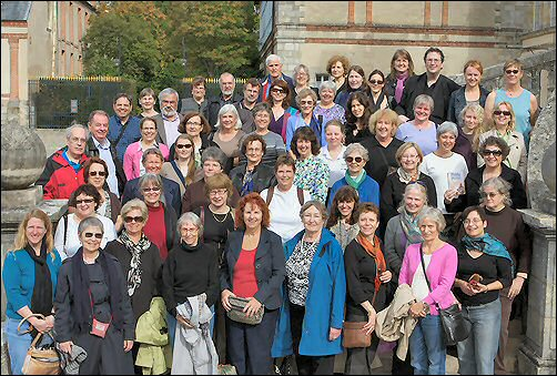 LeSpit Attendees at Fontainebleau