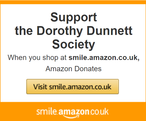 Support the Dorothy Dunnett Society at Amazon UK