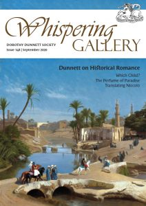 Whispering Gallery 148 front cover
