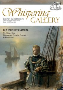 Whispering Gallery 151 front cover