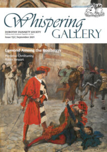 Whispering Gallery 152 front cover